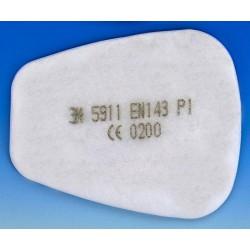 Filtr przeciwpyłowy klasy P1S 3M 5911