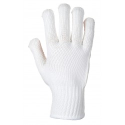 Ciężka rękawica nakrapiana Polka - PVC PORTWEST A112