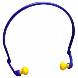 Wkładki przeciwhałasowe na pałąku EAR FLEXICAP