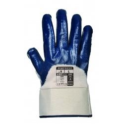 Rękawica z nitrylowym, bezpiecznym mankietem PORTWEST A301