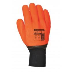 Wodoodporna rękawica ostrzegawcza - PCV PORTWEST A450