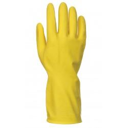 Lateksowa rękawica gospodarcza PORTWEST A800 opak. 240par