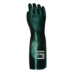 Dwuwarstwowe rękawice z PVC 45cm PORTWEST A845