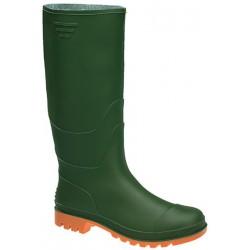 Kalosze PVC zielone 06310 ISSA