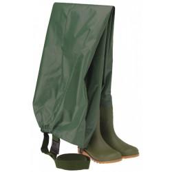 Spodnio - buty PVC zielone 06360