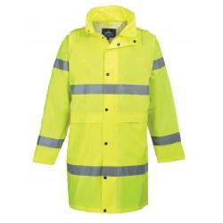 Płaszcz wodoodporny, ostrzegawczy PORTWEST H442