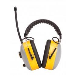 Ochronnik słuchu z radiem FM PORTWEST PW46