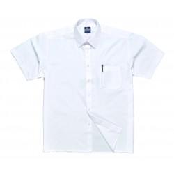 Klasyczna koszula z krótkimi rękawami PORTWEST S104