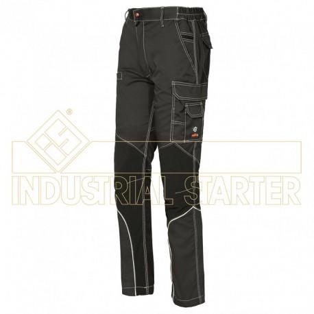 Spodnie do pasa Stretch Extreme 8830B  wąskie nogawki ISSA