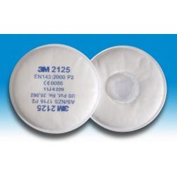 Filtr przeciwpyłowy klasy P2SL 3M 2125