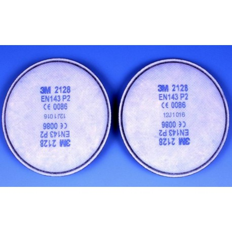 Filtr przeciwpyłowy klasy P2SL 3M 2128