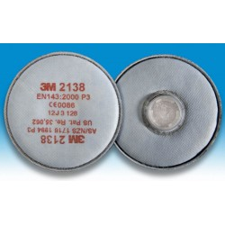 Filtr przeciwpyłowy klasy P3SL 3M 2138