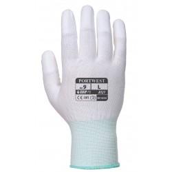 Rękawica nylonowa z palcami powlekanymi PU PORTWEST A121