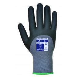 Rękawice DermiFlex Ultra + -  PU / Pianka nitrylowa PORTWEST A353