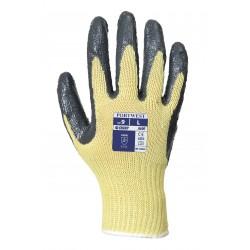Rękawica nitrylowa, antyprzecięciowa poziom 3 PORTWEST A600
