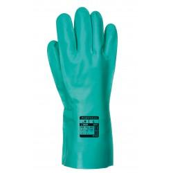 Rękawice chemiczne Nitrosafe - Nitryl PORTWEST A810
