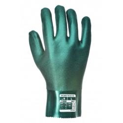 Dwuwarstwowe rękawice z PVC 27cm PORTWEST A827