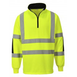 Koszula ostrzegawcza Xenon Rugby PORTWEST B308