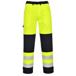 Spodnie ostrzegawcze Multi-Norm PORTWEST FR62