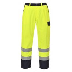 Spodnie ostrzegawcze, trudnopalne Bizflame Pro PORTWEST FR92
