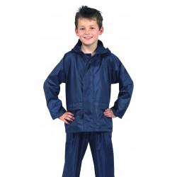 Klasyczna przeciwdeszczowa kurtka dziecięca PORTWEST JN11