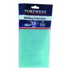 Soczewki wymienne BizWeld Plus 5szt. PORTWEST PW66