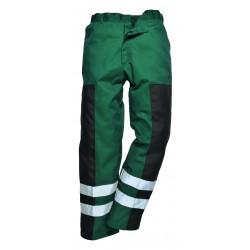 Spodnie wzmacniane na bokach PORTWEST S918