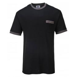T-shirt kontrastowy Portwest Texo PORTWEST TX22