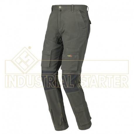 Spodnie do pasa Stretch On 8738 ISSA
