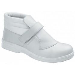 Buty ochronne białe S1 SRC 6867