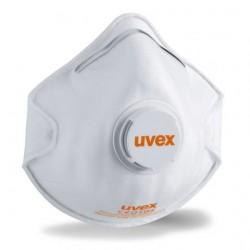 Półmaska kształtowa do ochrony dróg oddechowych FFP2 uvex silv-Air c 2210