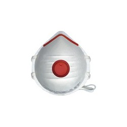Półmaski ochronne filtrujące polskie z certyfikatem FS FFP3 N R D z zaworkiem