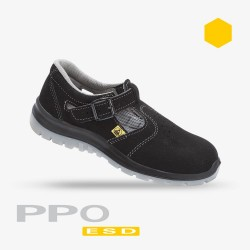Półbut (sandał) PPO model 282 S1, SRC, ESD