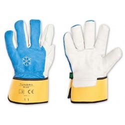 Rękawice ocieplane TUNDRA BLUE